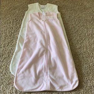 Halo fleece sleep sack size M